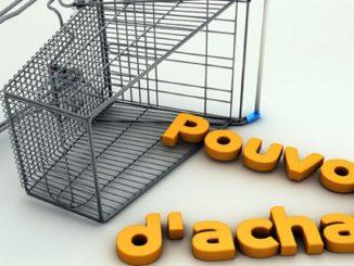 Le pouvoir d'achat des Français augmente toujours mais ne suffit plus à compenser l'inflation
