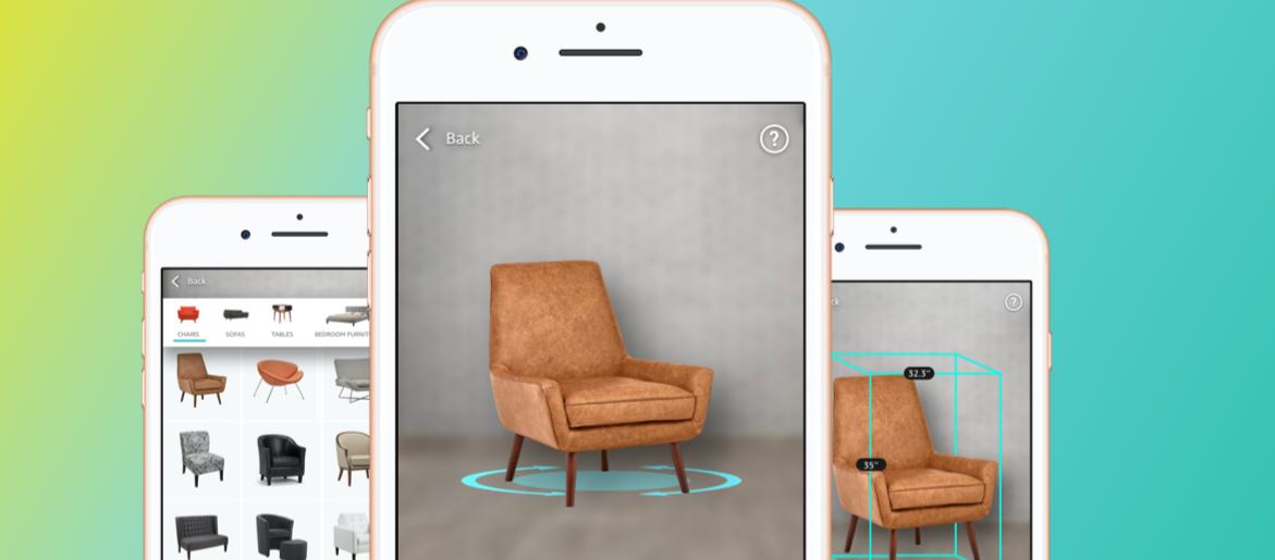 Amazon App Neues Design