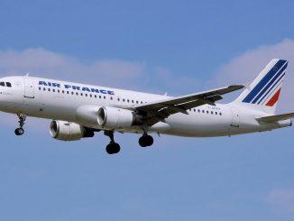 Air France Coronavirus