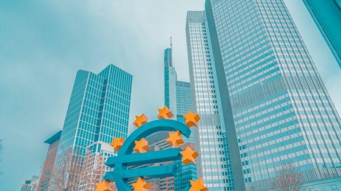 Le siège de la Banque centrale européenne (BCE) à Frankfort, en Allemagne..