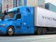 Un camion autonome de Waymon